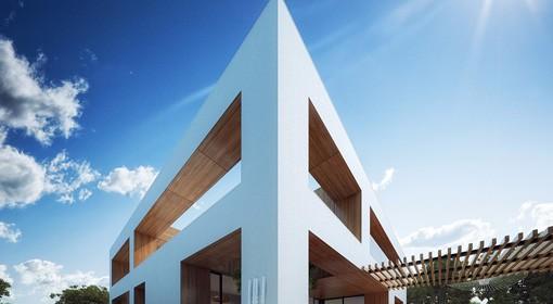 阿哈本建筑摄影